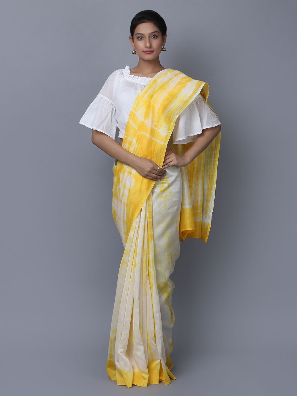 printed silk sarees