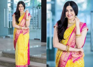 Traditional Party Wear Sarees