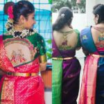 15 Irresistible Designer Silk Saree Blouse Ideas For The Brides
