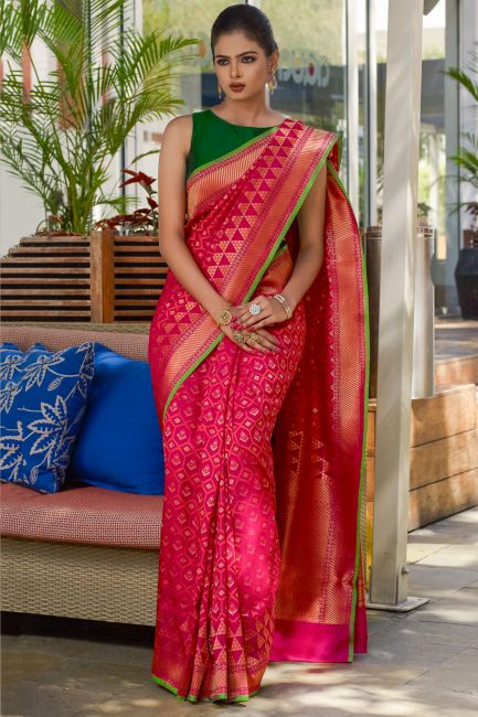 Beautiful Banarasi Silk Sarees From Samayakk