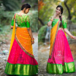 14 Traditional Half Saree Hairstyle Ideas & Tips