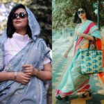 Meet The Insta Blogger Who Takes Saree Styling To New Level