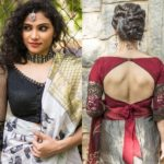 10 Stylish Lace Blouse Designs For Sarees