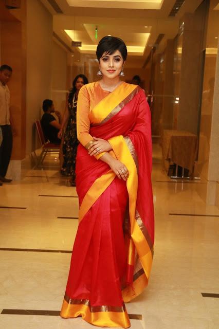 long sleeve saree blouse designs