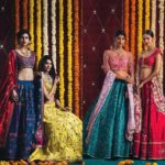 The Prettiest Modern Half Saree Ideas/Designs