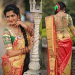 Flattering Saree Blouse Sleeve Designs Of This Year