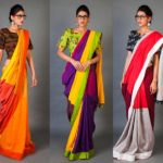 Look Vibrant This Summer With Udd Sarees