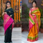 These Soft Kanchi Silk Sarees Are Wardrobe's Must Have
