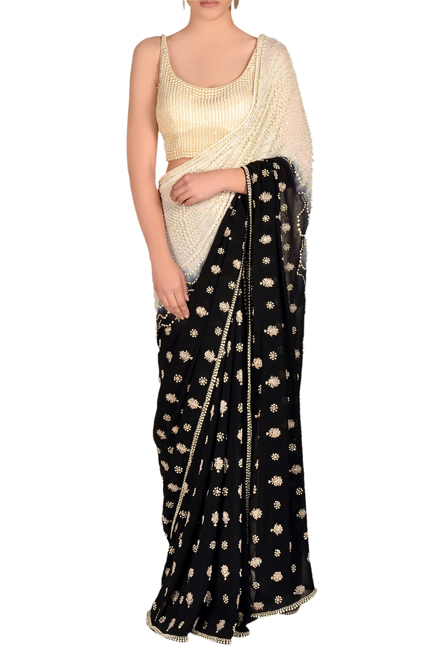 fancy sarees for weddings