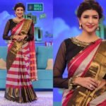 Shout Out To Saree Lovers! Check Out This Celebrity Saree Style