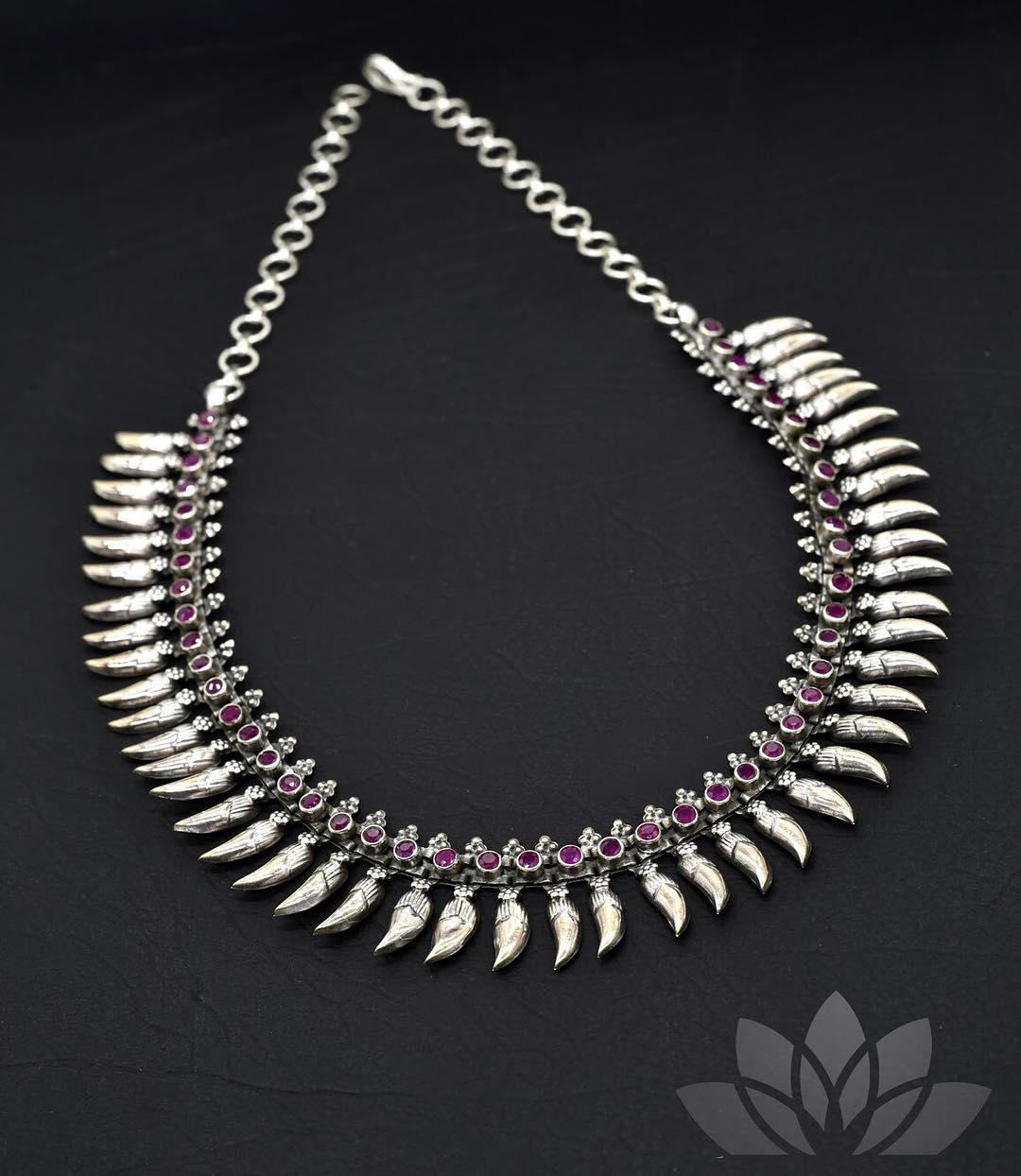 silver jewelleries from prade jewels