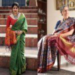 11 Brands To Shop Original Patola Sarees Online