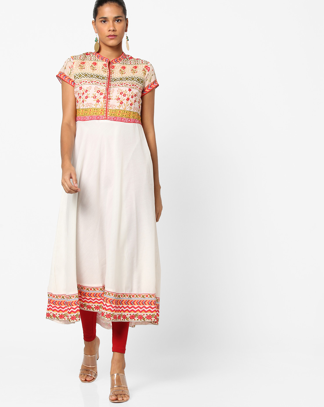 Anarkali kurtha