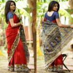 5 Best Brands To Shop Designer Kalamkari Sarees Online
