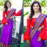 16 Super Chic Off-Shoulder Blouse Designs For Sarees!