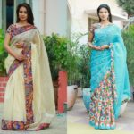 Shop: Super Pretty Patch Work Sarees