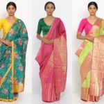 Stylish Handloom Sarees Are Available Here