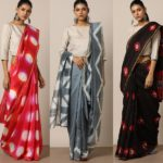 Shop Stylish Shibori Sarees