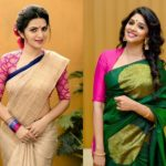 13 Incredible Collar Blouse Designs You Can Wear With Any Saree