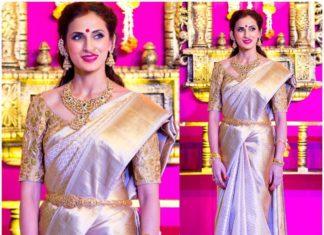 kanjivaram saree blouse design featured