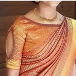 kanjivaram saree blouse design