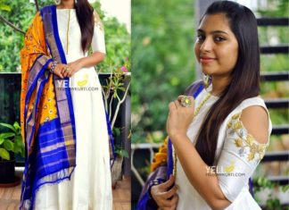 long indian dresses style