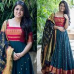 12 Silk Dresses Design You Should Try If You Love Ethnic Fashion