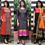 Irresistible Silk Kurtis From Aavaranaa