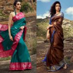 Folklore – Glorious Kanchivarams Inspired From Ancient Indian Design Aesthetics