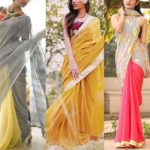 Check Out Ultra Cool Sarees From The Secret Label