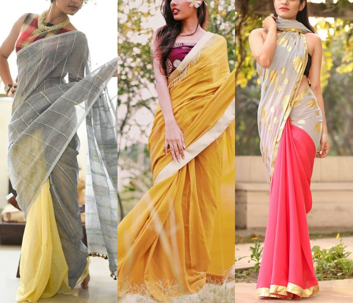 The secret label sarees