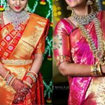 Bright Big Border Silk Sarees From Teja Sarees