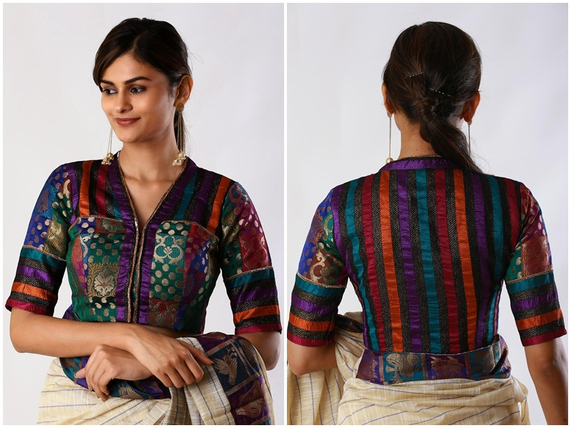 blouse designs from house of blouse