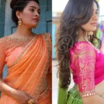 13 Dashing Designer Blouse Design/ Ideas For Silk Sarees