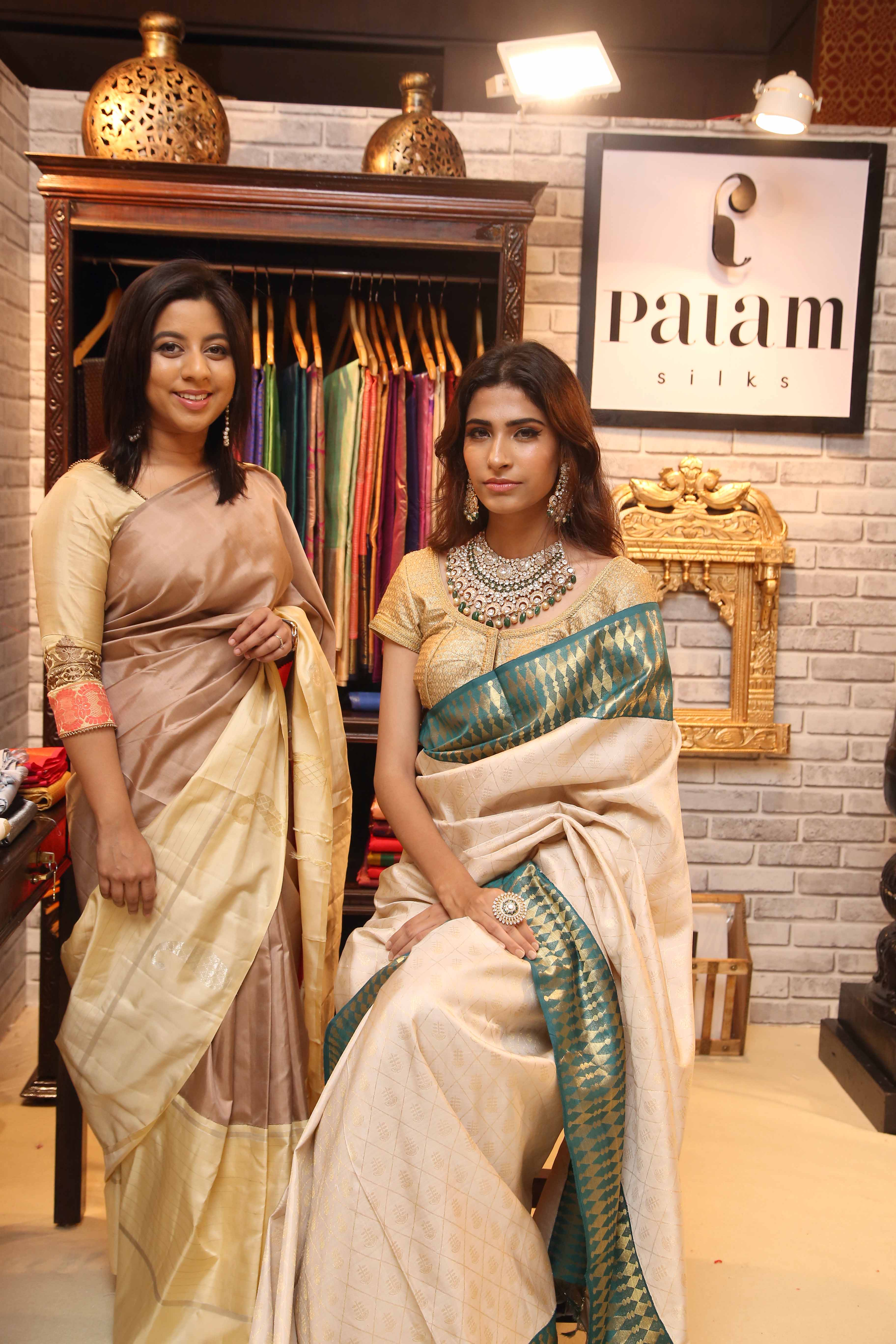 Palam silks folklore saree collections by Sunita Yogesh