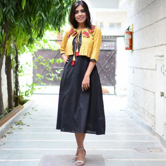 Top 15 Indo Western Kurtis Designs Ideas Keep Me Stylish