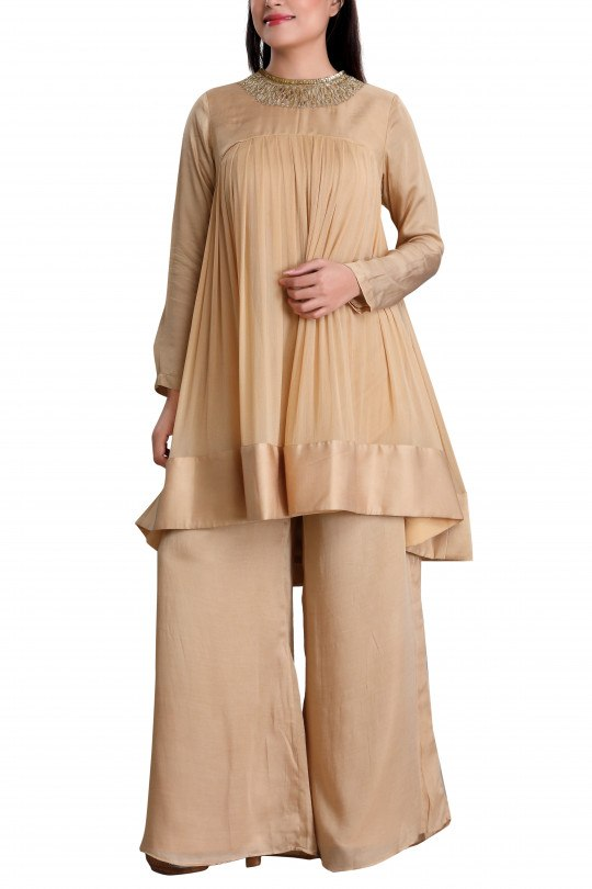 Indo western kurti designs