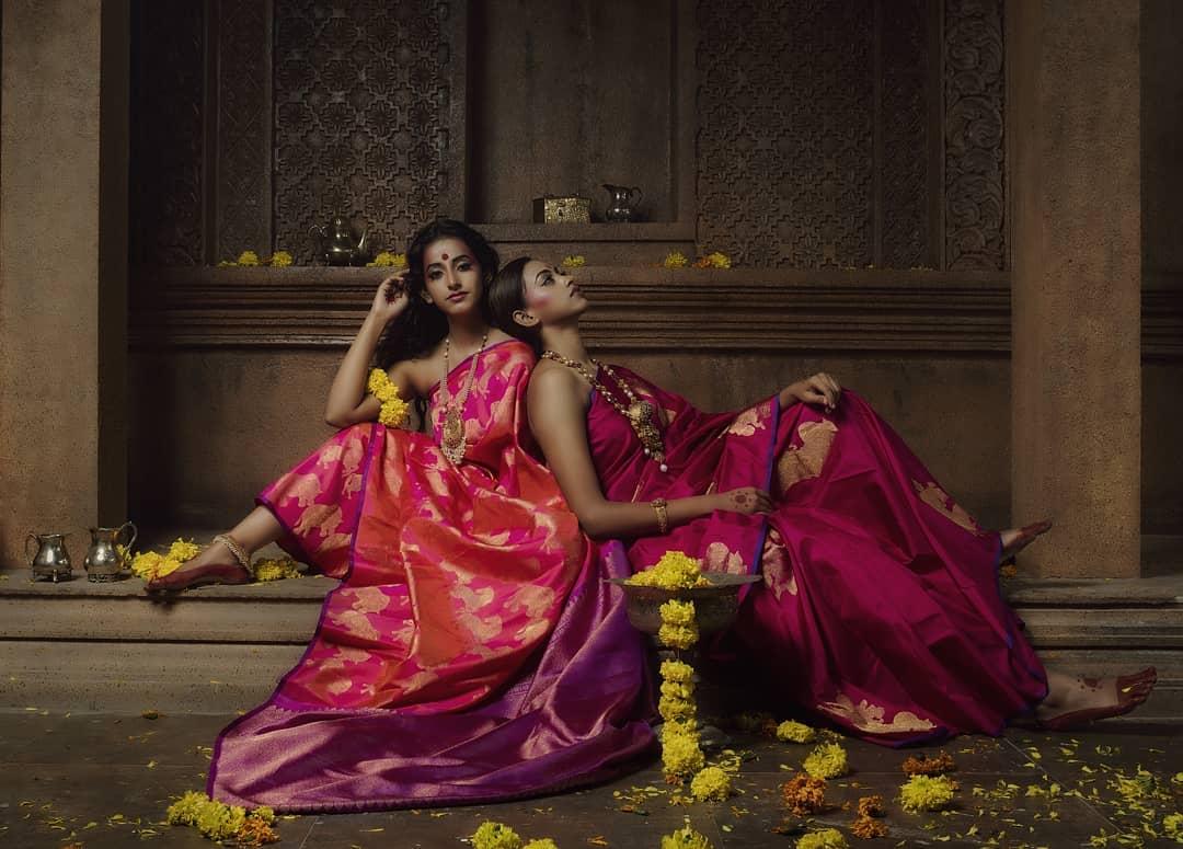 silk sarees 2018