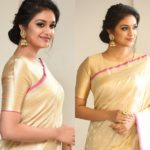 The Most Stylish Blouses Designs For Simple Sarees