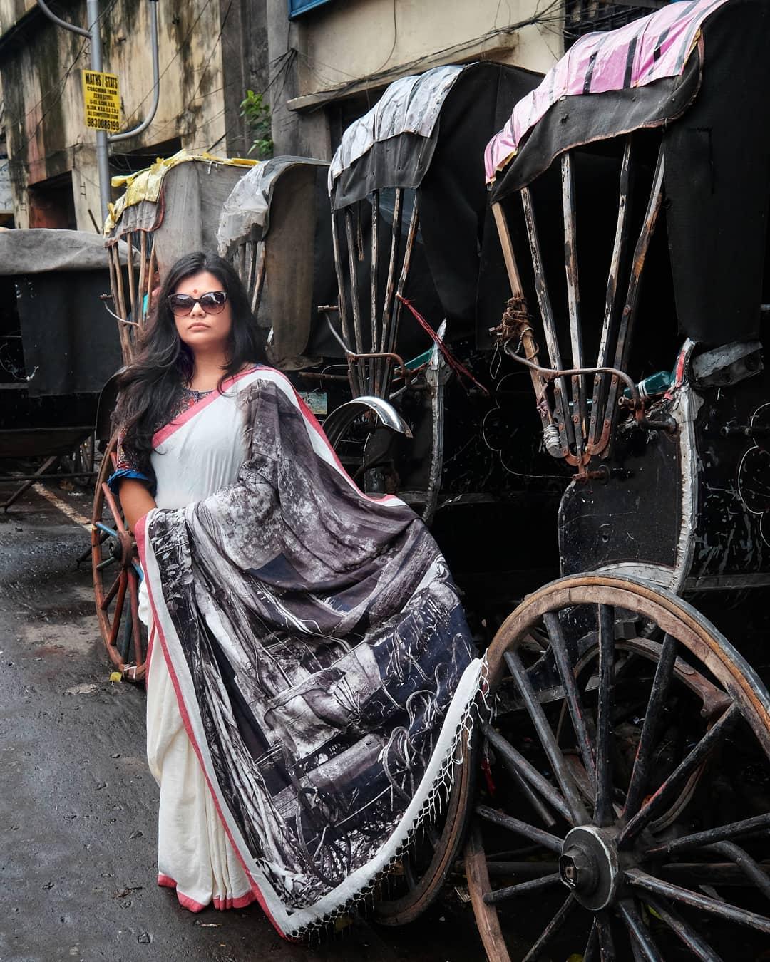 durga pooja saree collections