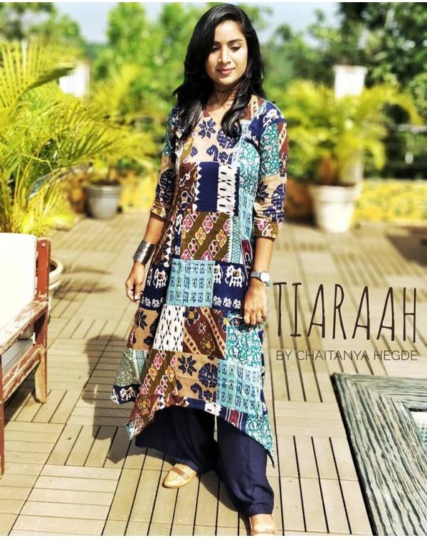 formal wear kurtis