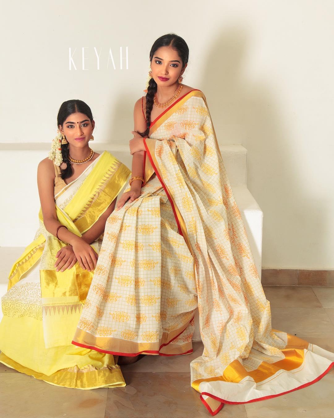 keyah sarees