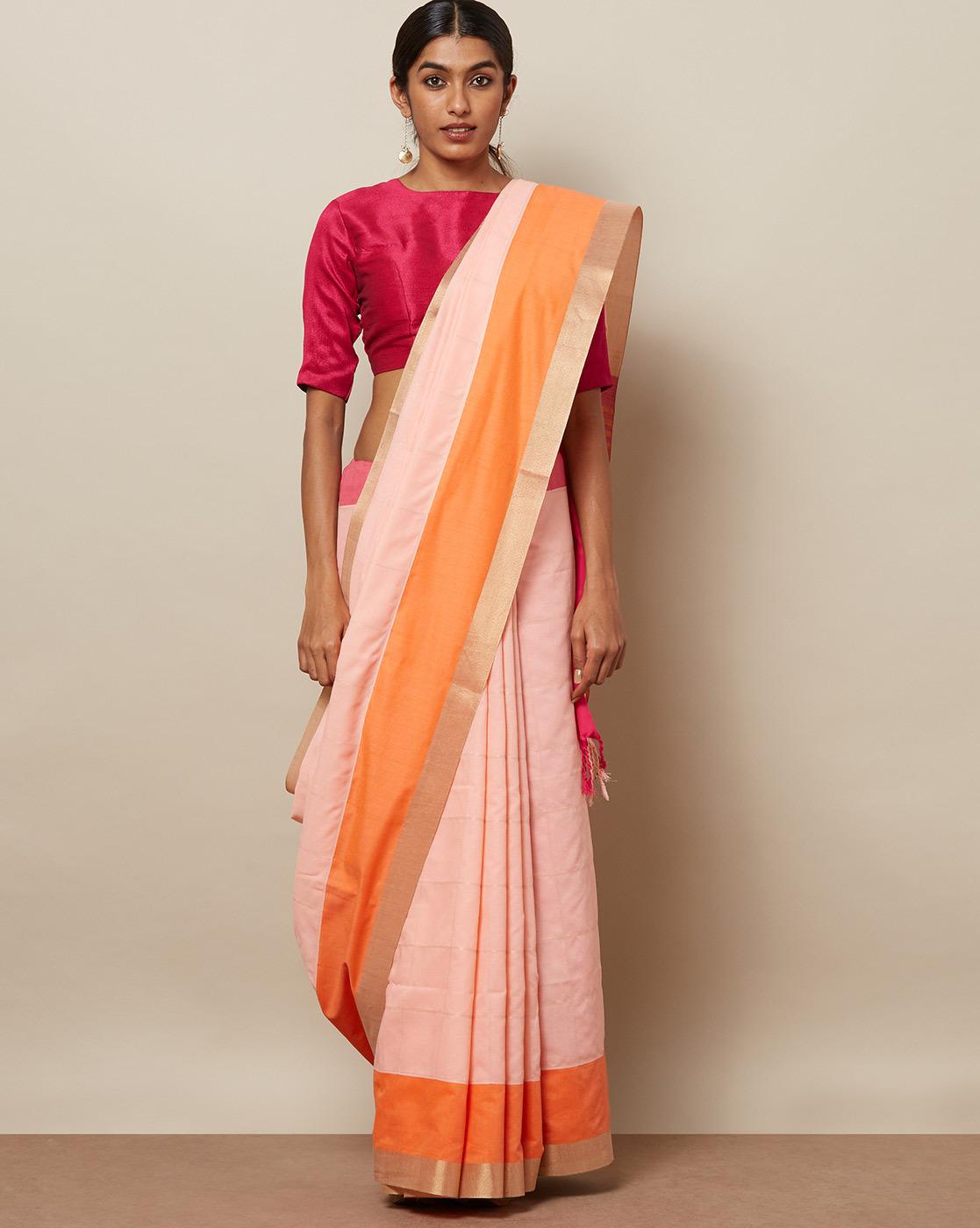 new saree colors
