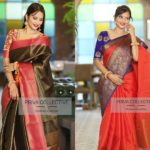 Check Out The Stellar Saree Collections From This Brand