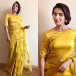 Samantha is Giving Us Some Serious Saree Goals
