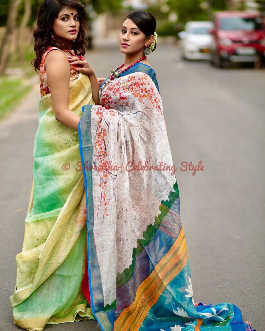 shreedha saree collections