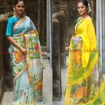 This Brand Has the Most Aesthetic Saree Collections
