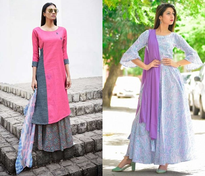 tips to look modern in salwar kameez