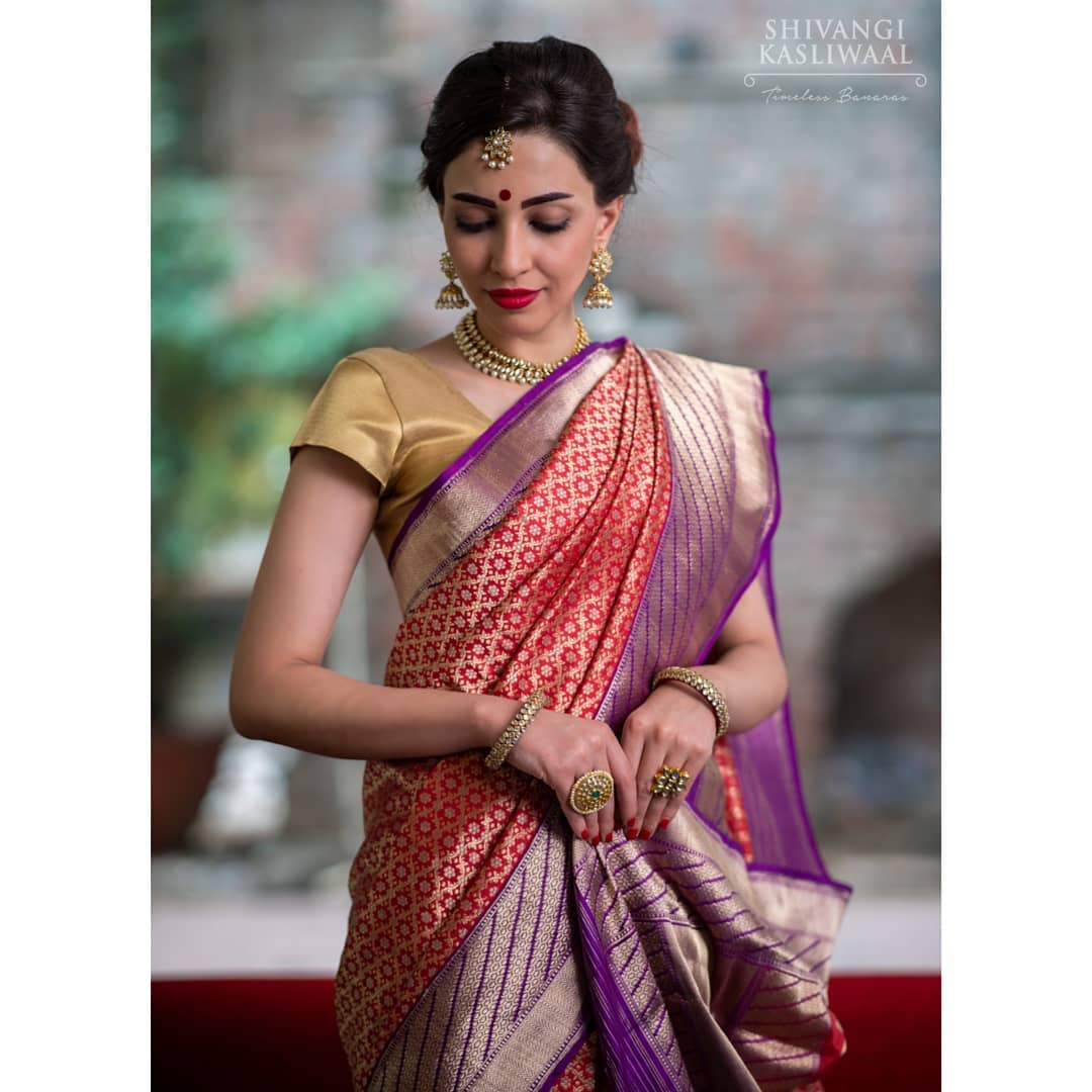 banarasee saree collections