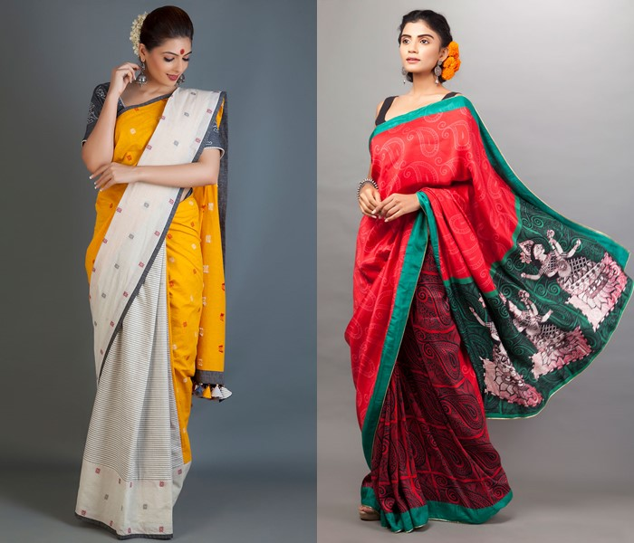 statement sarees